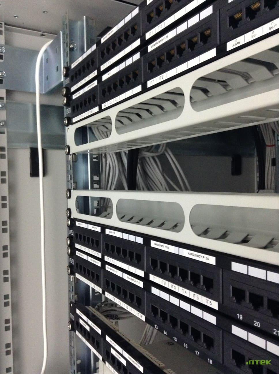 instalacja teletechniczna